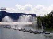Вінниччани вже кілька днів поспіль спостерігають за найкращим фонтаном у Європі