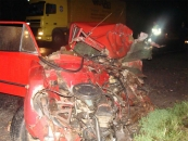 10 серпня біля села Нижня Кропивна Немирівського району сталася аварія