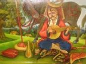Вінницькі митці бачать козака Мамая таким