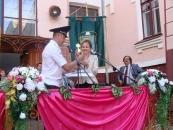 Як відсвяткували 1 вересня у вінницькій гімназії № 17