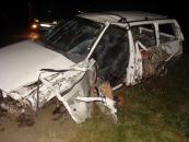 В ДТП на Вінниччині загинуло двоє людей, одного травмовано