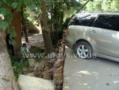 У Жмеринці п'яний водій збив чоловіка і його 17-річну доньку
