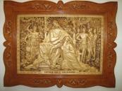 Мільйонери зацікавились вінницьким різьбярем з Погребища