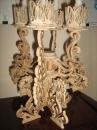 «Витинанки з дерева» робить вінничанин Олександр Крутих