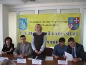 Студентський парламент Вінниччини налагоджує партнерські стосунки з молодіжними та громадськими організаціями області