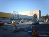 На новому перехресті у Вінниці запрацює світлофор з ультразвуковим датчиком