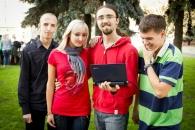 У конкурсі інформаційних ігор та технологій ФЛЕШ WI-FI взяли участь 63 команди