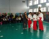 У школі № 16 козаки займались Street Workout