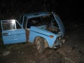 14 жовтня біля смт. Муровані Курилівці сталося ДТП. Двоє загиблих