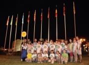 """На Міжнародному дитячому фестивалі вінницька """"Грація"""" була першою"""