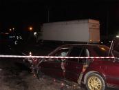Під Вінницею Хонда зіткнулась з вантажівкою: двоє загиблих, троє в реанімації