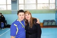 У медуніверситеті відбувся баскетбольний турнір серед молоді з особливими потребами