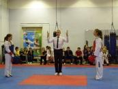 У Вінниці пройшли спортивні ігри школярів з тхеквондо