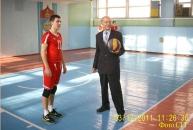 Волейболісти «Ковінько» не ковбасою єдиною...