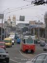 У Вінниці зіштовхнулись маршрутка Богдан та Мітсубісі: є постраждалі