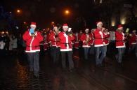 ДідМорозівський карнавал по Соборній