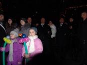 Петро Порошенко нагадав дорослим, що Новий Рік – то свято для дітей