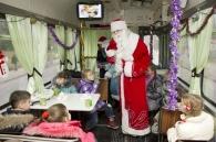 «ВЕЗУНЧИК»  запрошує у новорічну  святкову подорож