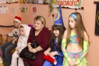 Центр підліткових клубів «УНІВЕР» влаштував новорічне свято для наймолодших вінничан