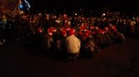 На вулицях Вінниці розпочалися новорічні флешмоби