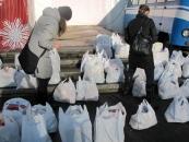 """""""Посланці доброти"""" порадували домівки соціально-уразливих та багатодітних сімей гостинцями від вінничан"""
