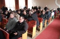 У Вінниці об'єдналися  афганці, чорнобильці, десантники і офіцери