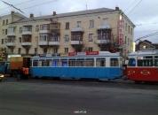 8 ремонтників отримали догани за трамвай, що зійшов з колії