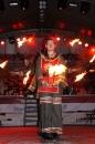 Вогняне шоу вінницької ялинки