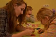 У  «Райдузі» працює дитячий  Центр творчого розвитку