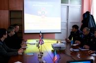 Іноземні радники Міноборони провели нараду у Віниці