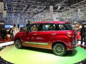Fiat представил компактвэн 500L в Женеве