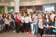 Студентська весна у Вінниці набирає обертів