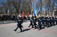 Влада міста та командування гарнізону вшанували пам'ять визволителів Вінниці
