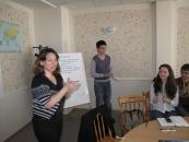 """""""Фронт Змін"""" вчить вінницьких студентів писати проектні пропозиції"""