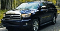 Кому принадлежит Toyota Sequoia, на которой приезжал в Винницу Тягнибок…