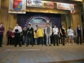 """""""Вінницька студентська весна""""  продовжила змагання грою у КВН"""