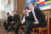 Німецько-Польсько-Український Молодіжний Форум «Be active for Europe» пройшов у Вінниці
