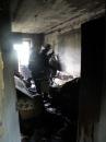 При пожежі на Писарєва загинула пенсіонерка