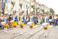 Фоторепортаж святкування Дня Європи у Вінниці