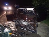 У ДТП на Вінниччині двоє постраждало та одна людина загинула