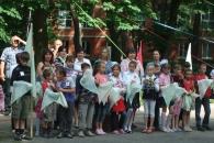 Діти податківців виставили свої поробки на аукціон, щоб допомогти дітям з інтернату