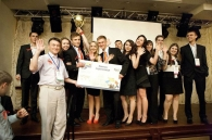 Національним переможцем SIFE Україна 2012 вдруге поспіль стала команда SIFE Вінницького національного технічного університету!