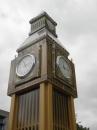 Біля педуніверситету збудували копію Біг-Бену. На черзі – Ейфелева вежа