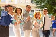 У Вінницькій вежі студентам почали  роздавати ISIC