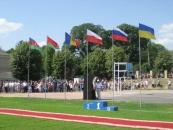 На Вінниччині вперше відбулися міжнародні кінологічні змагання