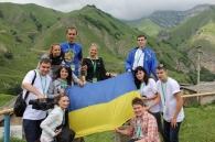 """Вінниччани побували на """"студентській весні"""" у Кавказі і привезли """"Кришталеву"""" нагороду"""