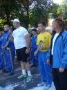 Вінниця зустріла естафету Олімпійського вогню