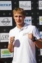 Вячеслав Узелков провел открытую тренировку перед боем в Одессе
