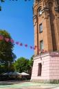У Вінниці з'явилася алея рожевих сердечок з «лайками»