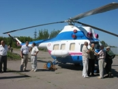 У центральному парку ім. Горького збудують вертолітний майданчик?!